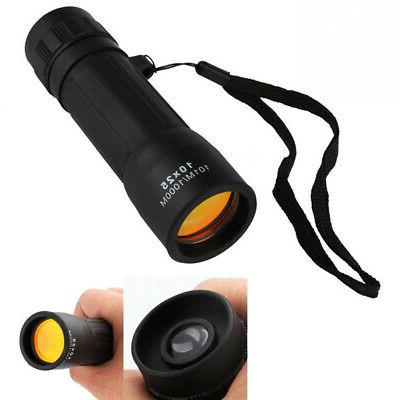 8x25 10x25 mini monocular telescope telescopes theatrical