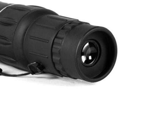 8x40 Zoom Monocular Telescope