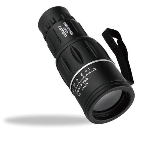 8x40 zoom mini outdoor monocular hunting camping