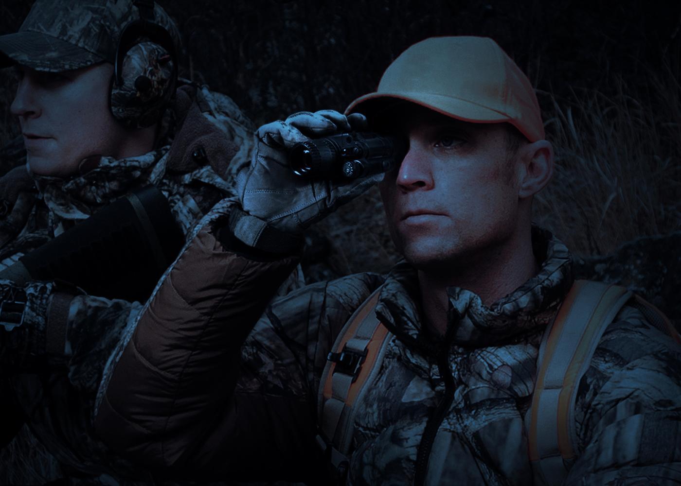ARMASIGHT MNVD-40 2SD Multi-Purpose Night Monocular 2+ Def.