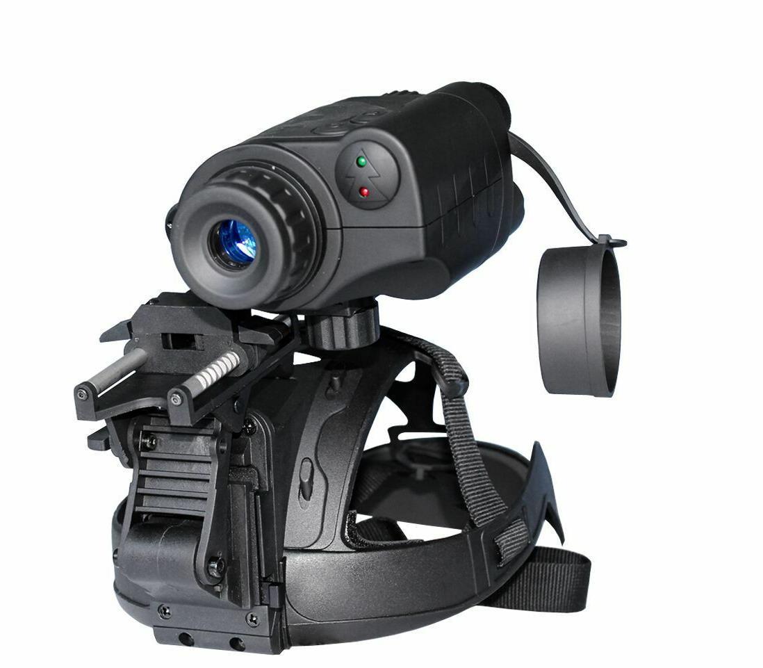 Bering Optics BE15126 Polaris Gen1 NV Monocular W/Headgear 1