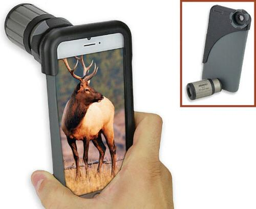 Carson HookUpz iPhone 6 Digiscoping Adapter with Close Focus