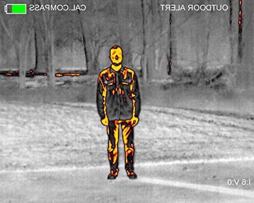 FLIR Thermal Imaging Black