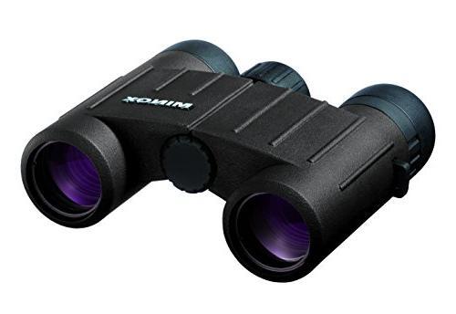 MINOX 8x25 Magnification Waterproof Lightweight Anti-fog Filling, Twisting and Tripod Socket