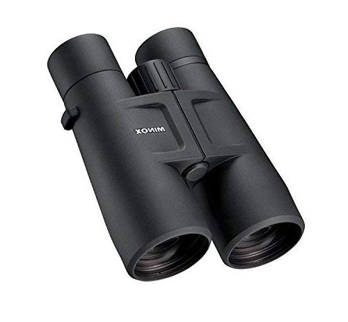 MINOX 8x56 - w/ Large Objective Glass and Multi-Coated Lens System Non-Slip Sturdy Body