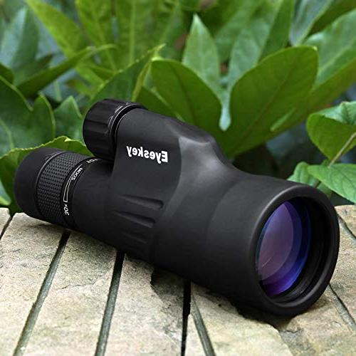Monoculars, High Zoom and Telescope, for Hunting, Traveling, Wildlife Scenery