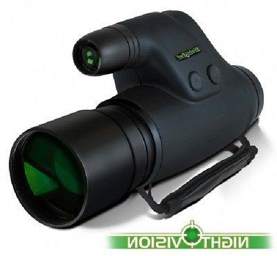 NEW Night Owl Optics NOXM50 5x Power Night Vision Monocular