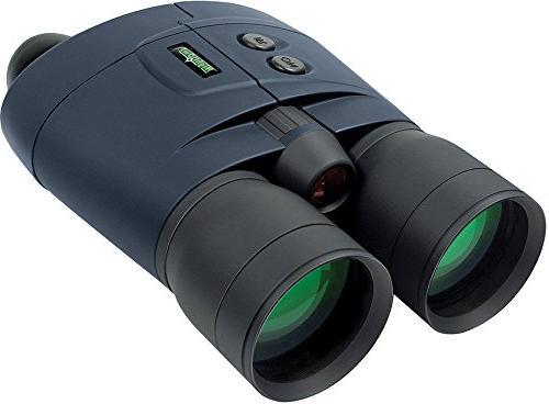 Night Owl NOXB-5 Explorer Pro 5X Night Vision Binoculars wit