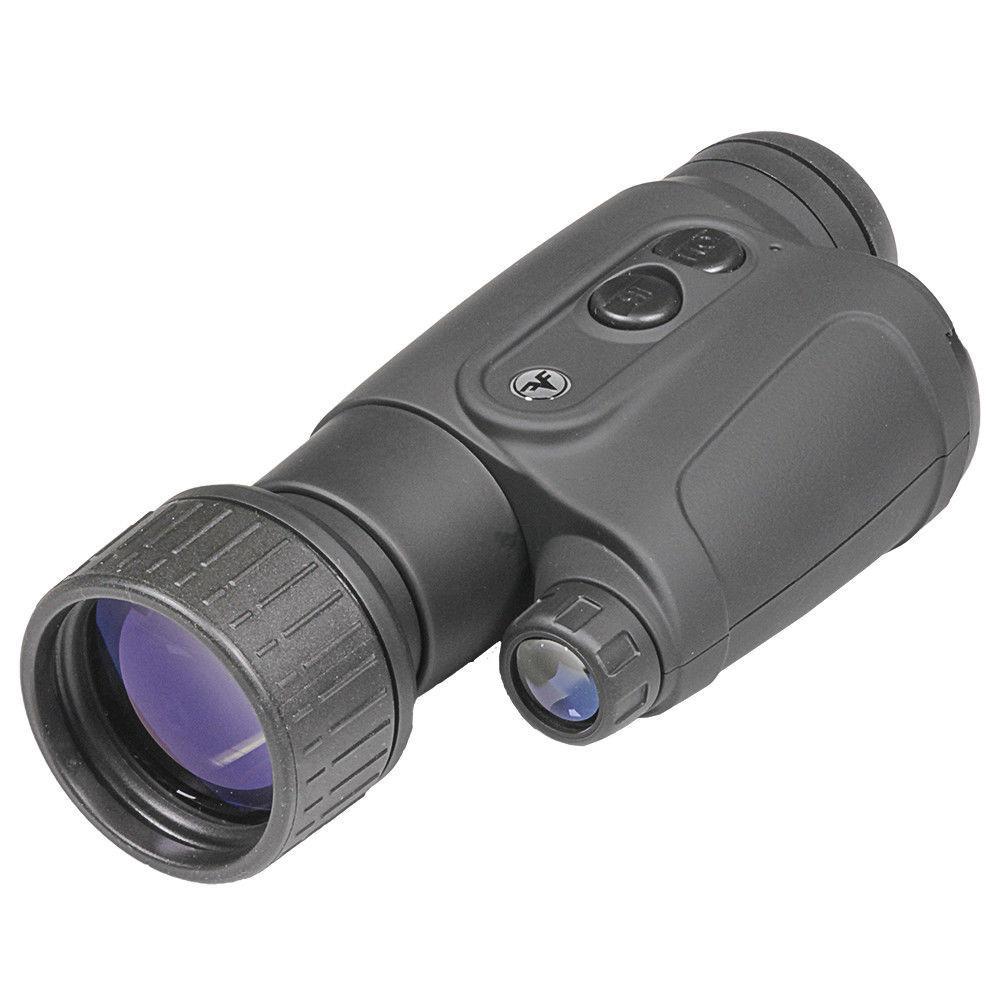 Nightfall 5x50 Night Vision Monocular Generation 1 with Buil