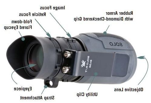 Vortex Solo R/T 8x36