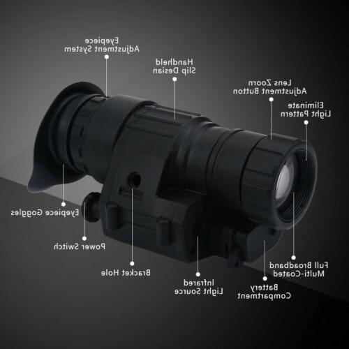 Waterproof Infrared Monocular Telescope