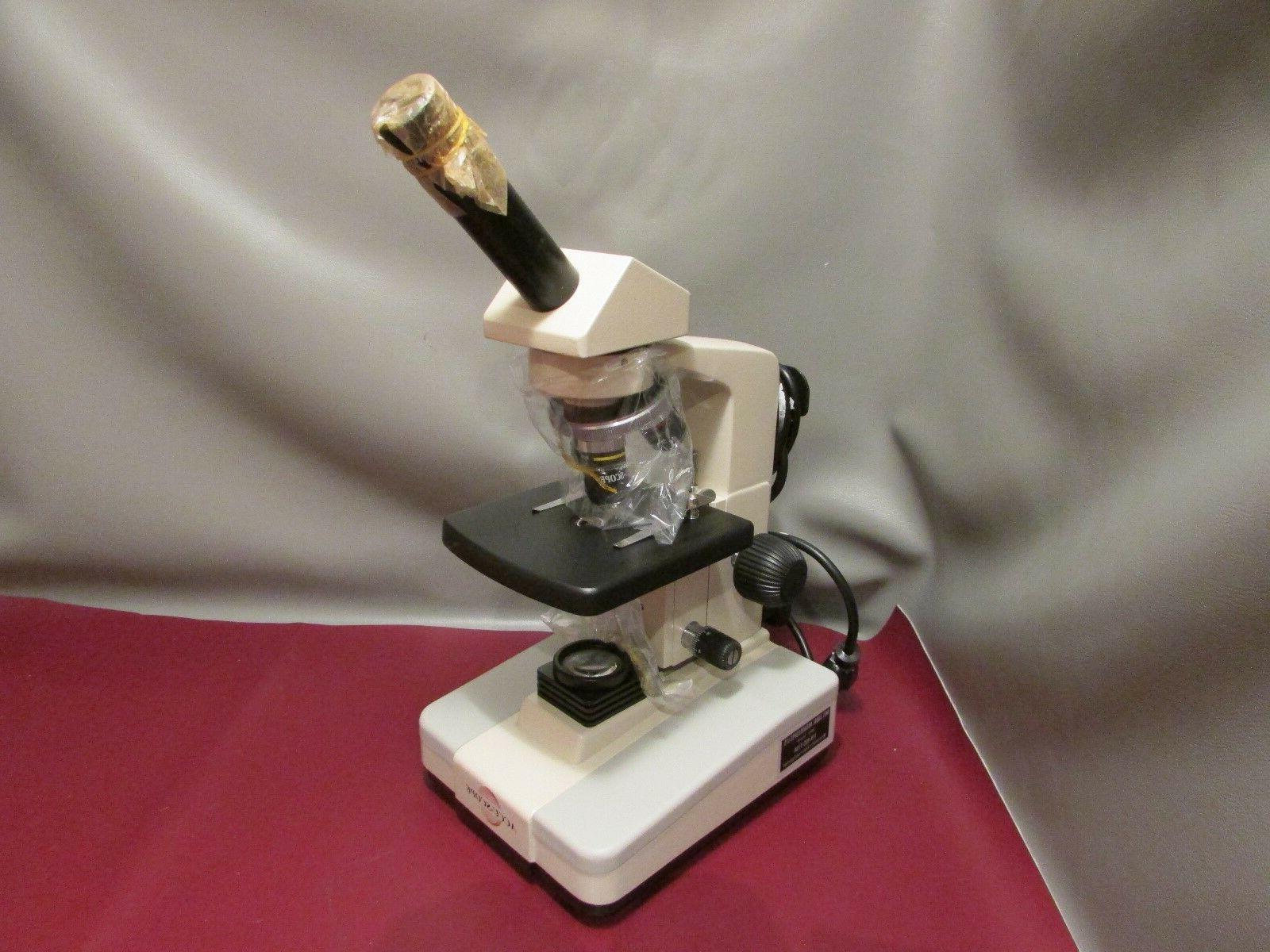 accu scope model 3088f monocular led microscope