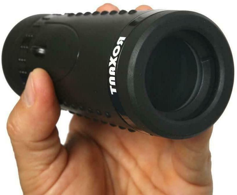 Authentic ROXANT Grip Scope High Definition View Monocular with Retractable