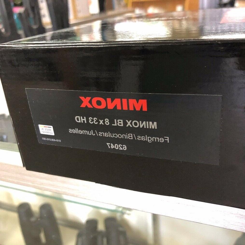 Minox Binoculars BL 8x33