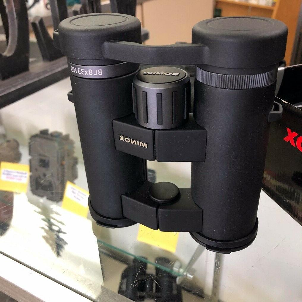 binoculars bl hd 8x33
