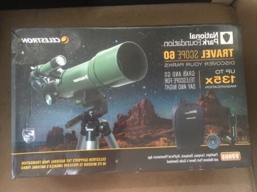 brand new npf travel scope 60 backpack