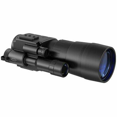 challenger gs 3 5x50 night vision tactical