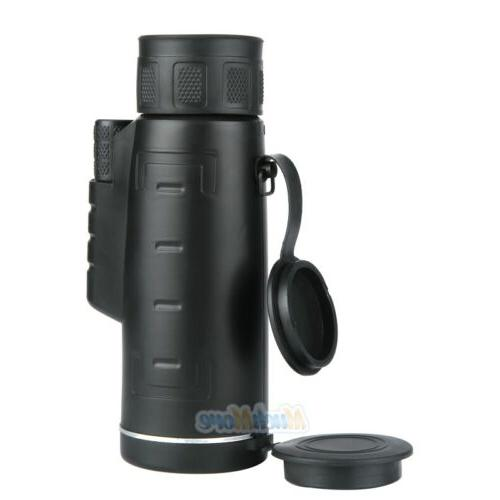 Day Zoom Hunting Monoculars Powerful BAK-4 Hunting Camping