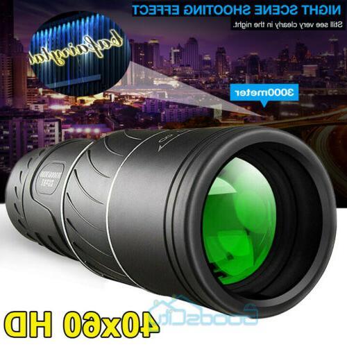 Day/Night HD Telescope BAK4