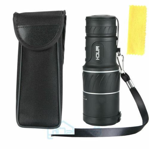 Day/Night Vision HD Monocular Telescope BAK4