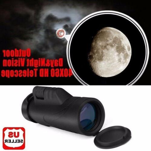 day night vision optical monocular