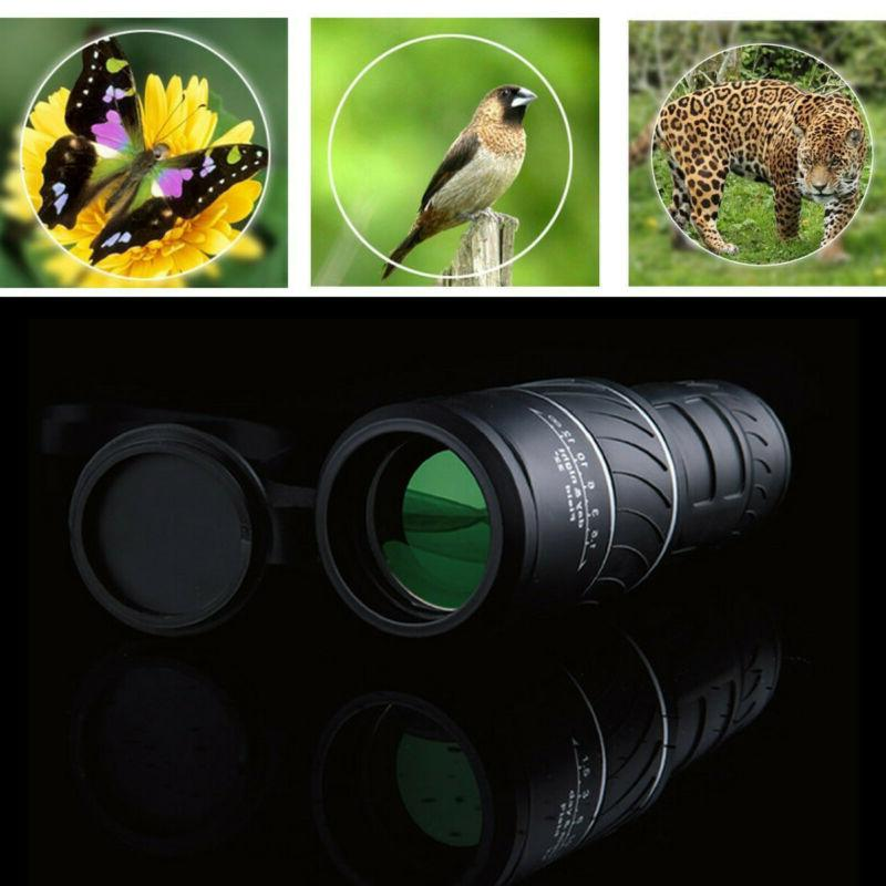 day vision 40x60 hd optical monocular hunting