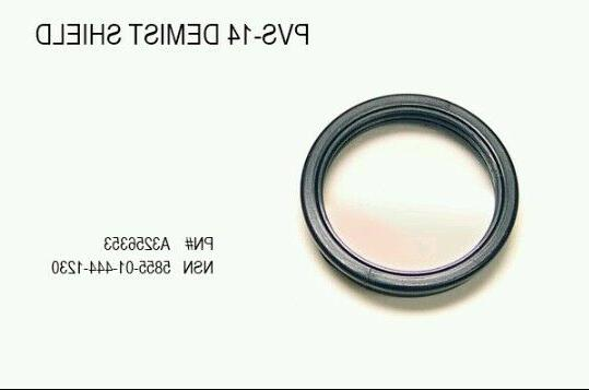 demist shield infrared receiver lens an pvs