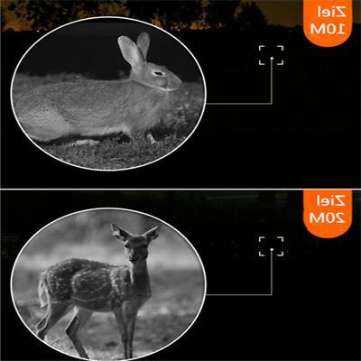 Digital Vision Monocular Zoom Hunting
