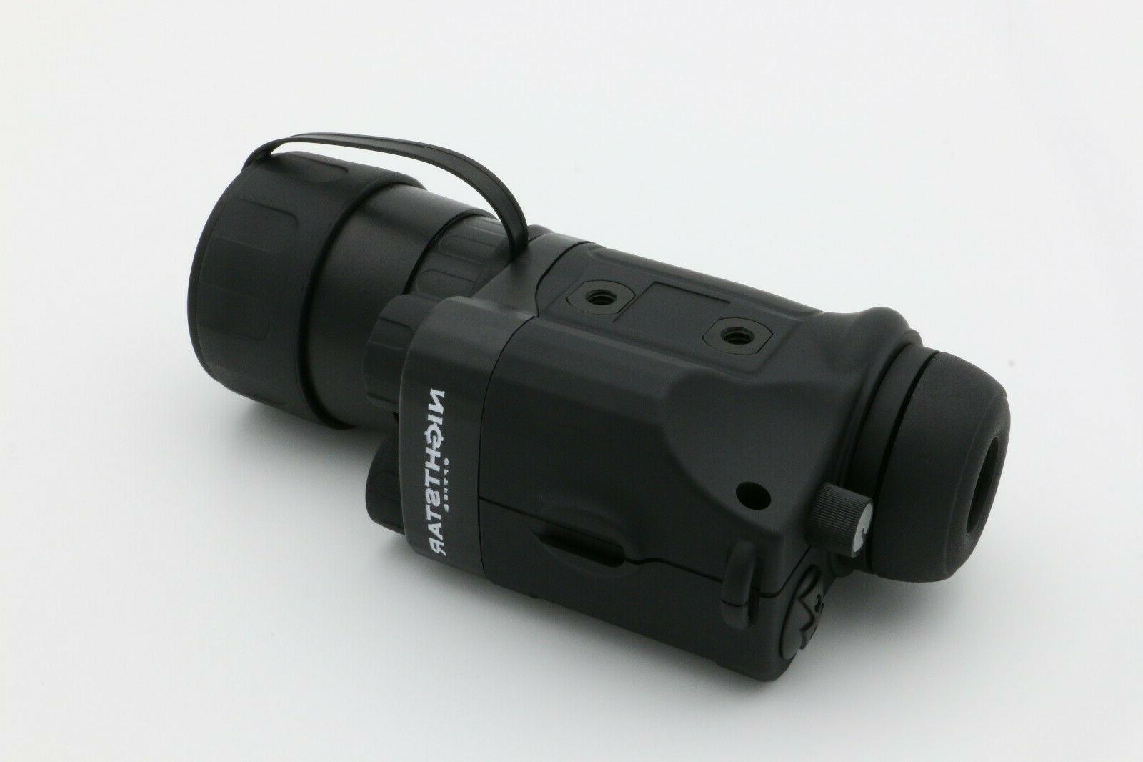 digital night vision 4x50mm monocular black ns41450