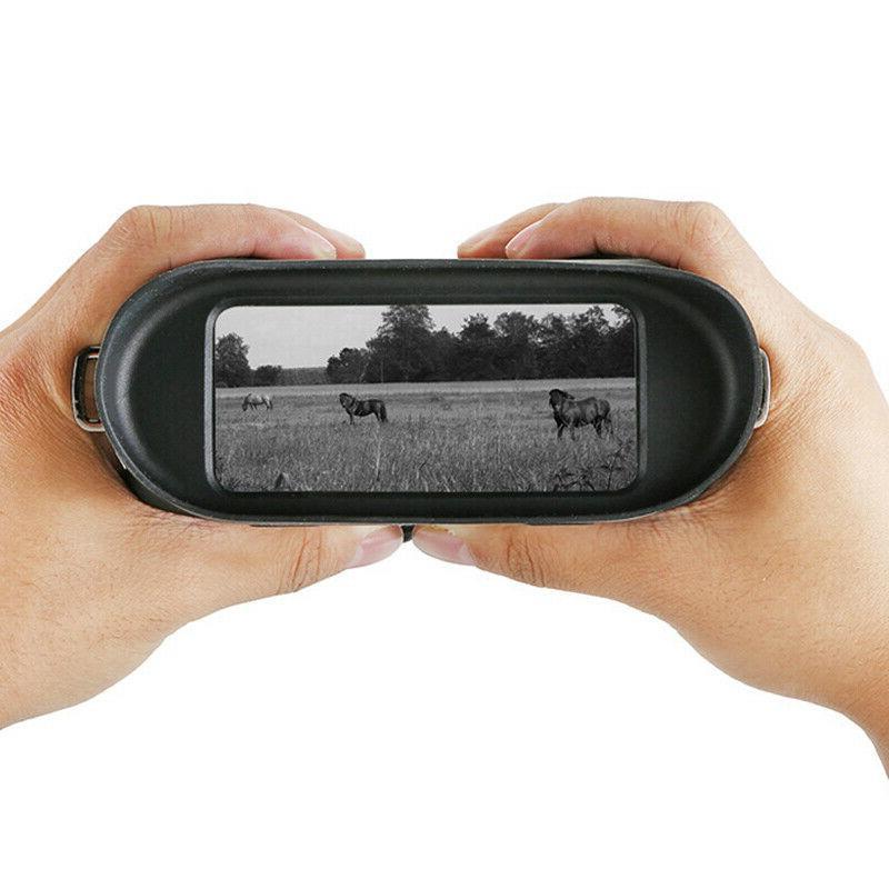 Digital Vision Binoculars for Complete Infrared Spy Gear Hunting