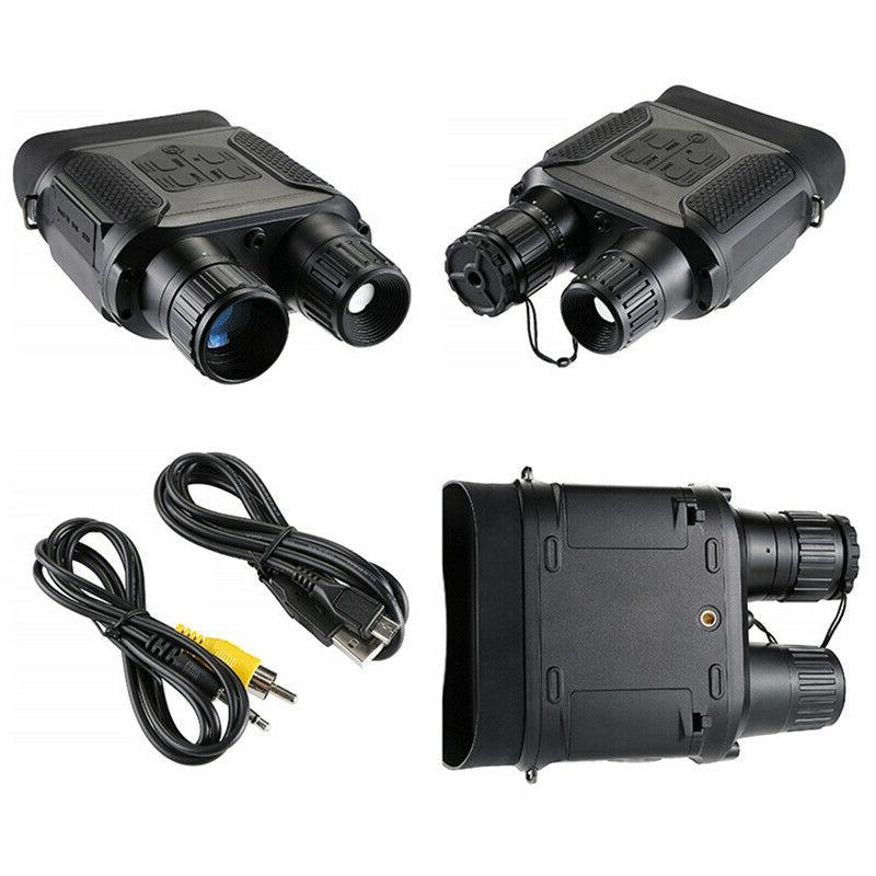 Digital Binoculars for Spy Hunting