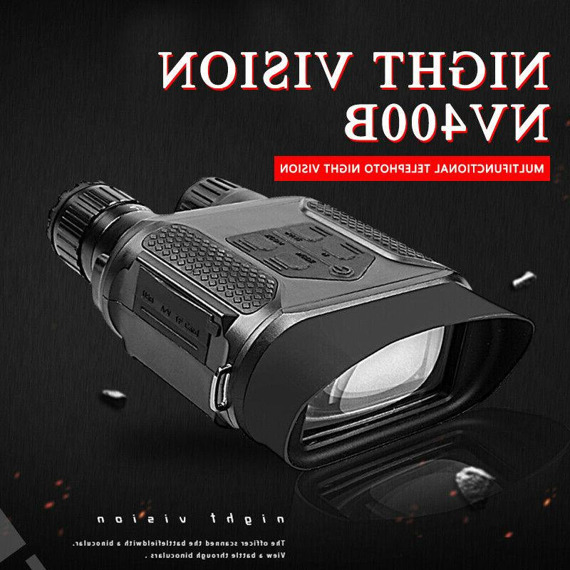 Digital Vision for Darkness Infrared Spy Gear Hunting
