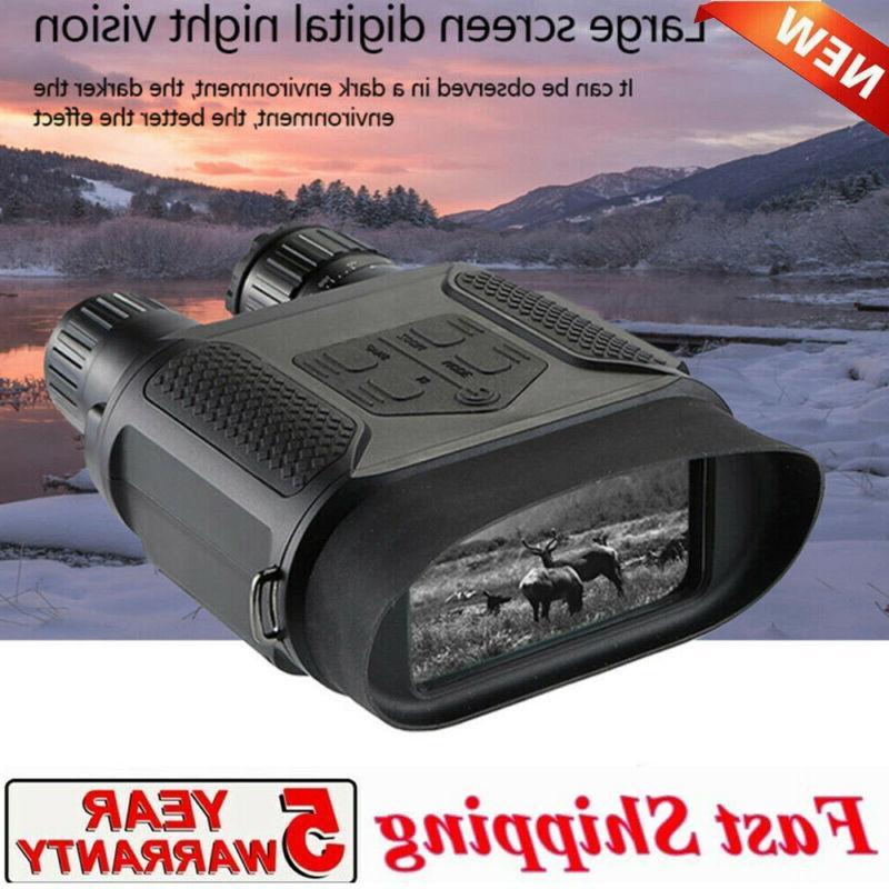 digital night vision binoculars for complete darkness