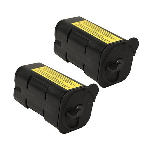Pulsar PL79167 Battery Double Pack, Black, Package