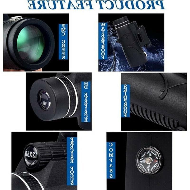 Extra Flashlight+infrared telescope
