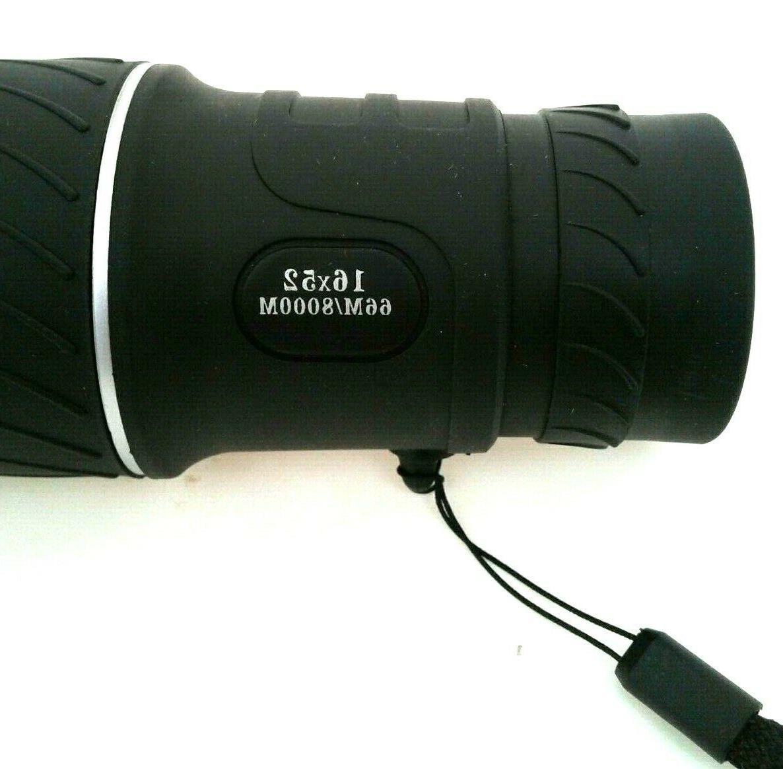 F. Waterproof Zoom Telescope