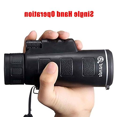Travel Animal Seeing Monocular Hand Discovery Camping Jungle Learning Bird Day,