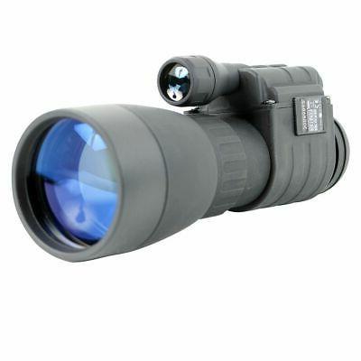 Sightmark Vision Monocular w/ IR Illuminator, 5x60 SM14074
