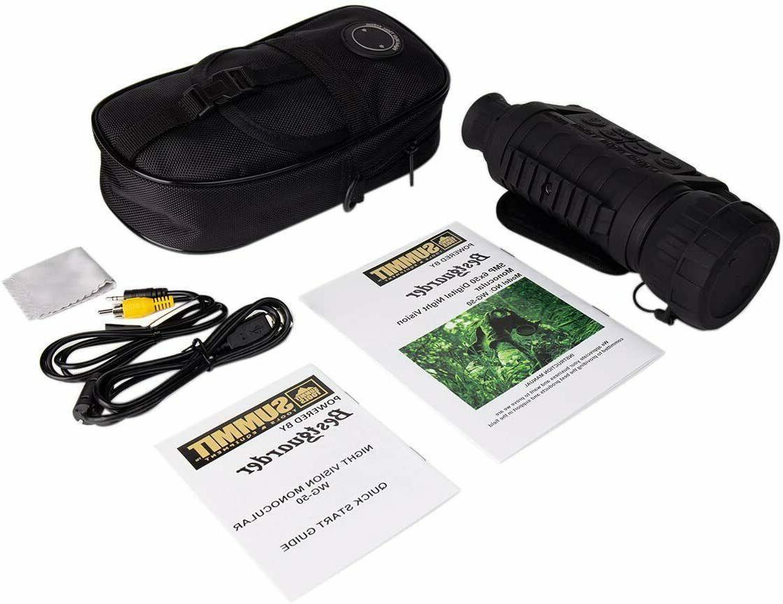 HD 6x50mm Monocular
