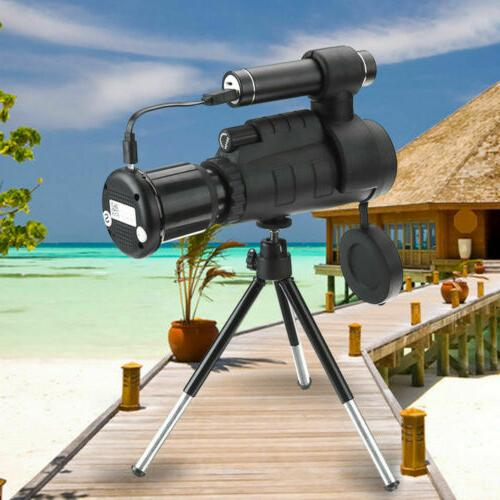 40x60 HD Infrared Night Vision Camera Telescope With Tripod SALE