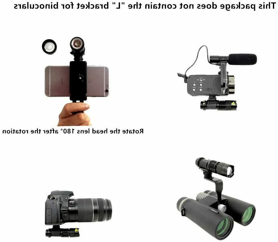 Flashlight Phone Zoom Lense ...at