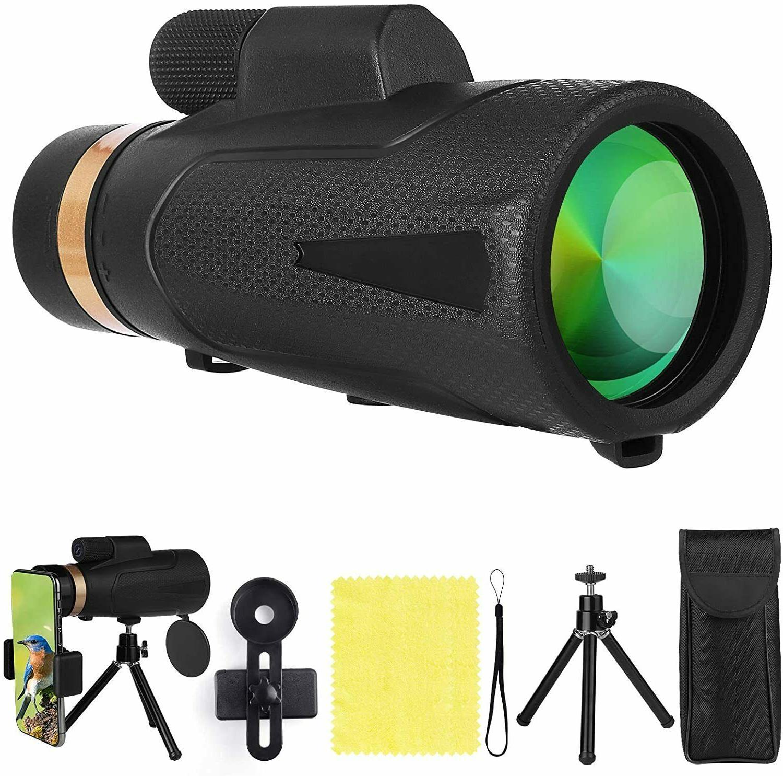 hd monocular starscope phone camera zoom lense
