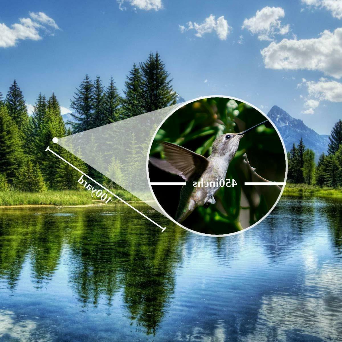 HD Monocular Starscope Camera Phone Mount