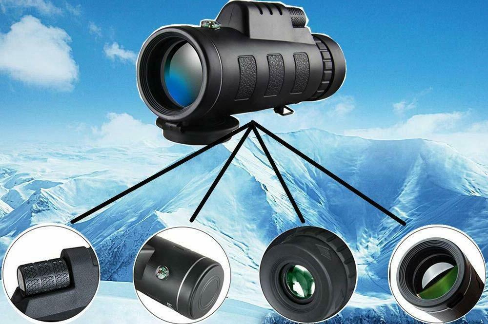 HD Camera Zoom Phone Telescope