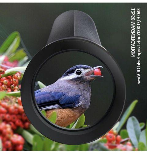 🌟Wehvkei 12x50 Zoom Waterproof Photography Adapter