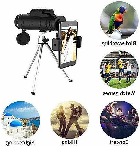 HD Monocular Camera Zoom Hunting