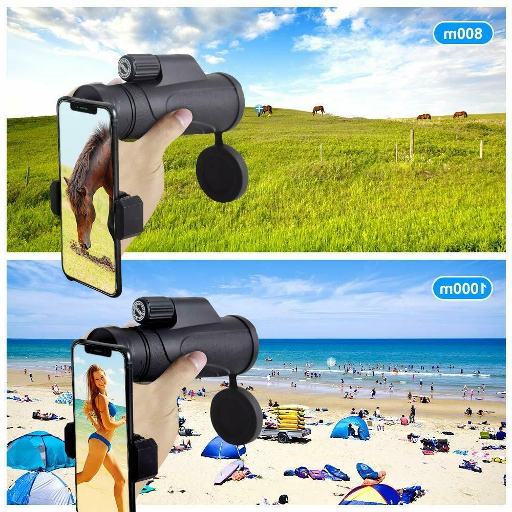 High Monocular Outdoor Travel Watching