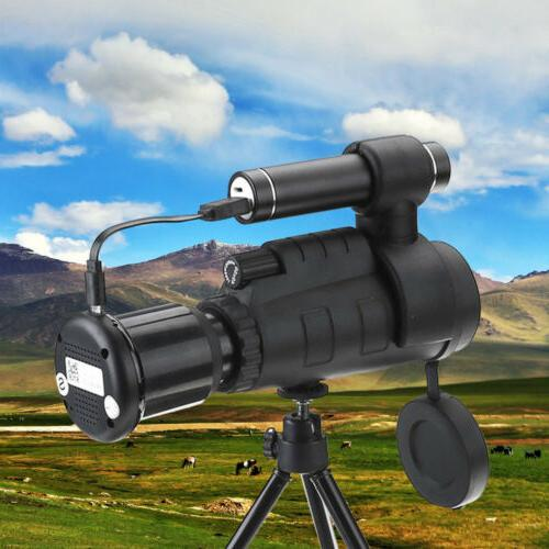 Infrared IR Monocular Optical Telescope Durable