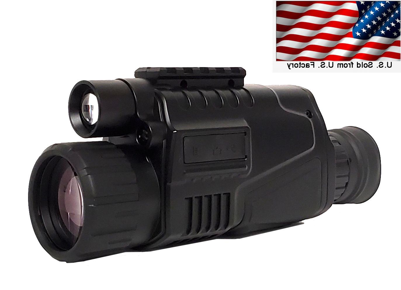 infrared night vision digital video camera hunting