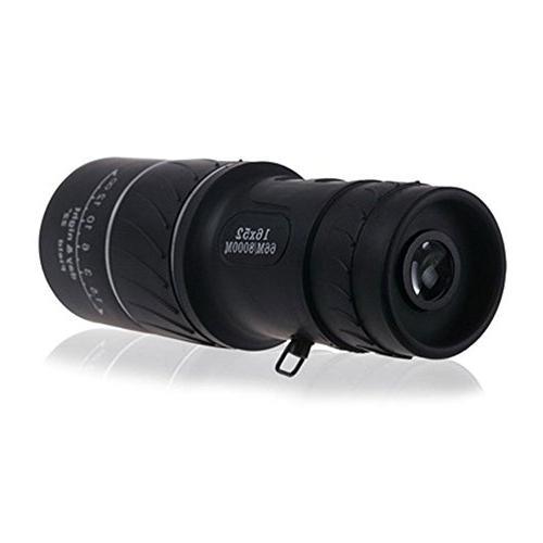 long range monocular optics zoom